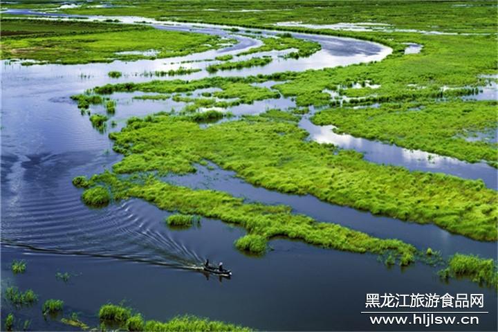 双鸭山市特色旅游为大美龙江增光添彩